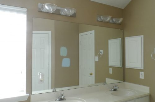 Maximize Your Bathroom Budget Part 1: The Stock Bathroom